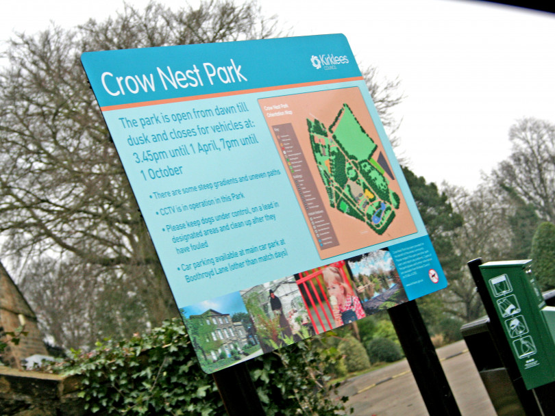 Woman sexually assaulted in Crow Nest Park
