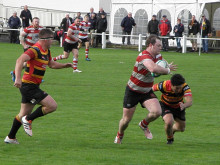 Cleckheaton cruise to bonus point victory over old rivals