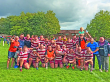 Trojans promoted to Division One