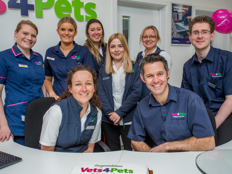 Round-the-clock care for your pets