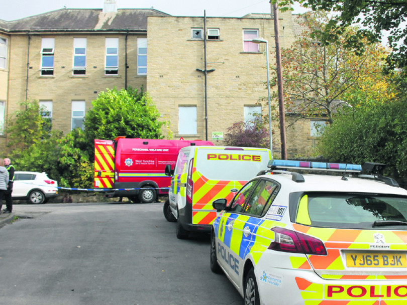 Arson suspected in Batley Hospital fire