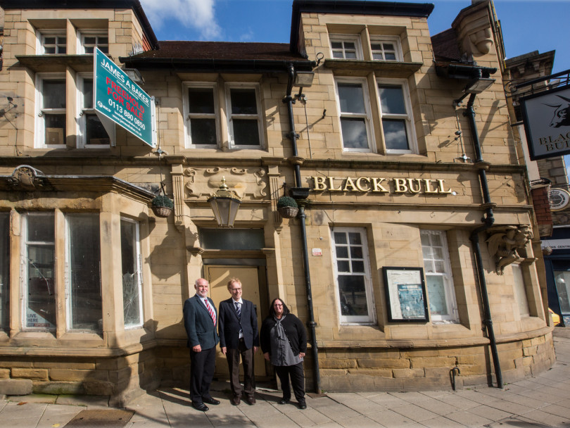 Black Bull could be back in business