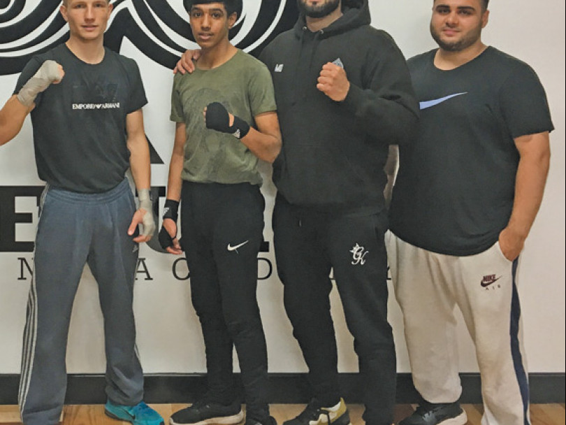 Rizwan secures Yorkshire belt for Purge Boxing