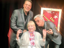 Grumbleweeds stars Robin and James celebrate 50 years of laughter with new UK show