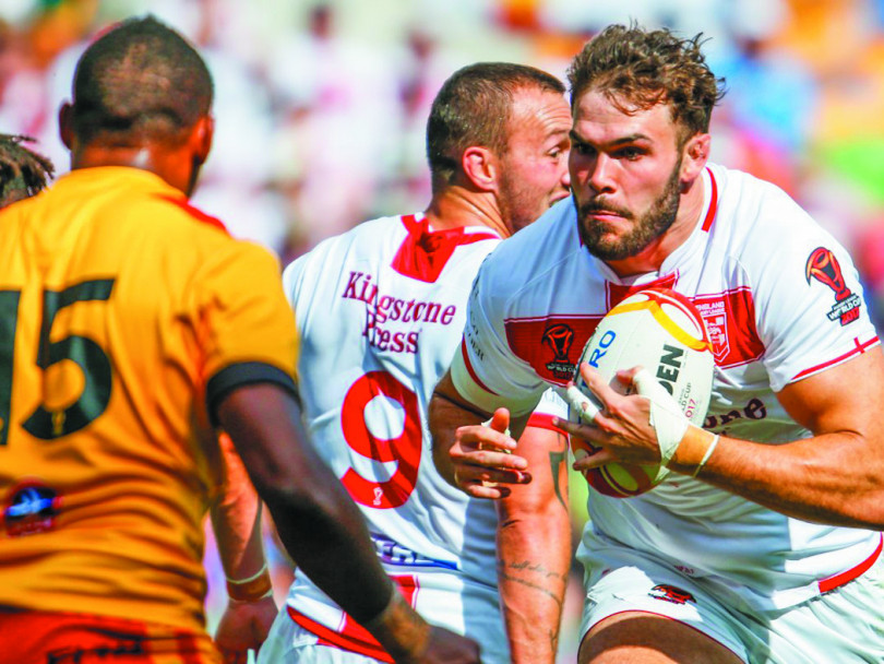 Dewsbury trio in squad for World Cup final clash