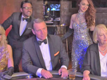 Doing it his way – Sinatra returns  to the glittering West End once again