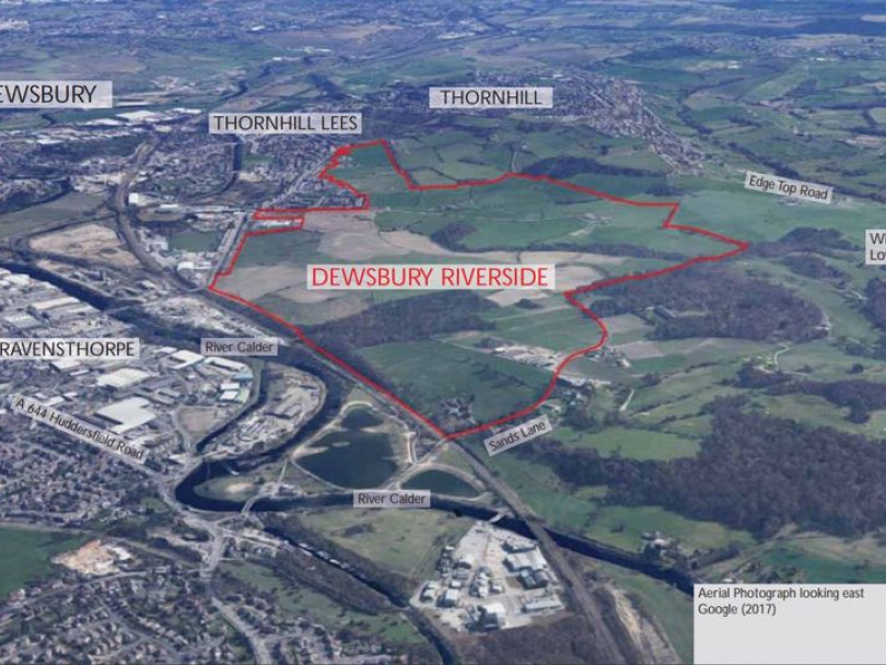 Dewsbury Riverside plans could be a 'recipe for disaster'
