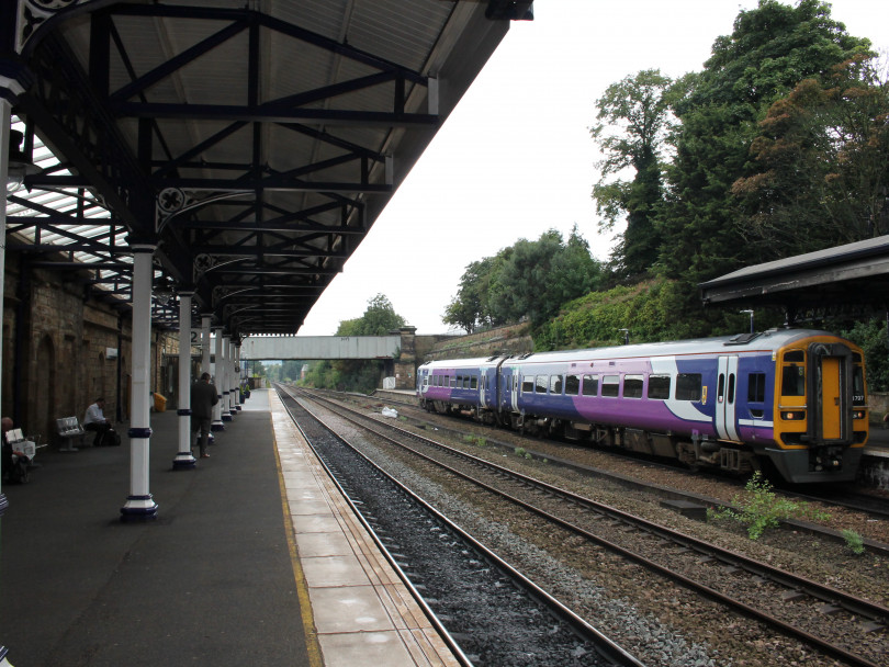 Dewsbury goes off the rails for TWO days for signals upgrade