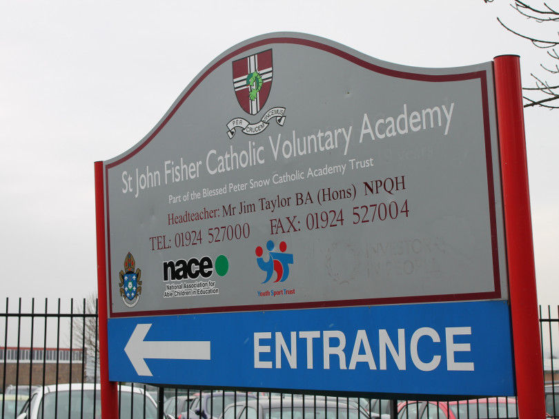 'Inadequate' rating  for Catholic academy