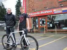Harry heads for continental challenge