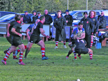 Cleckheaton RUFC try-less at Morpeth