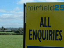 166-home Mirfield Moor project to start in April?