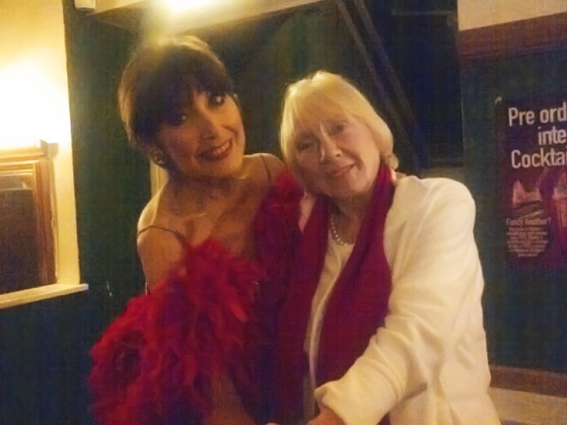 What a Carry On as showbiz legend Anita Harris has the Last Laugh in Vegas for ITV