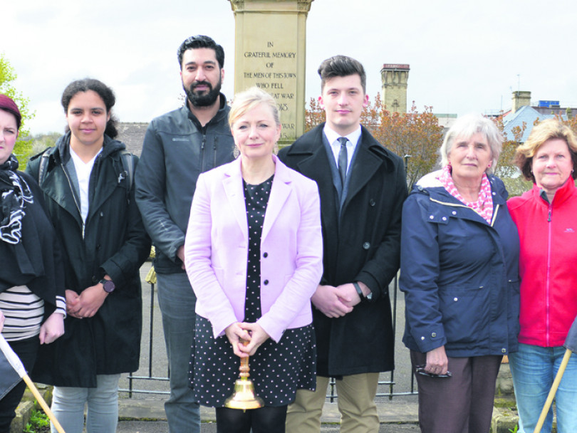 Batley & Spen MP remembers workers