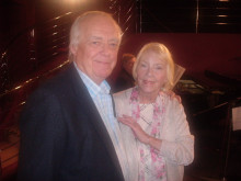 Superstar lyricist Sir Tim Rice simply adores his many worldwide fans