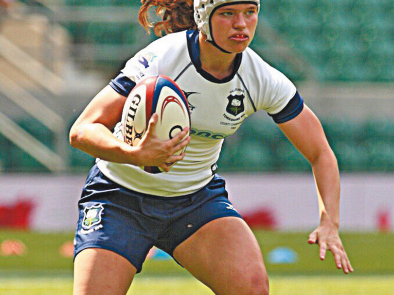 Jodie helps make history for Yorkshire