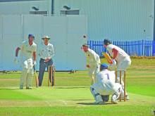 Cleckheaton victory keeps Hanging Heaton in the hunt