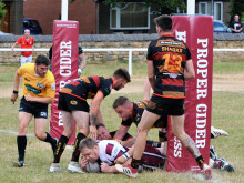 Trojans do the derby double over Sharks