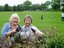 Local parks flying the Green Flag
