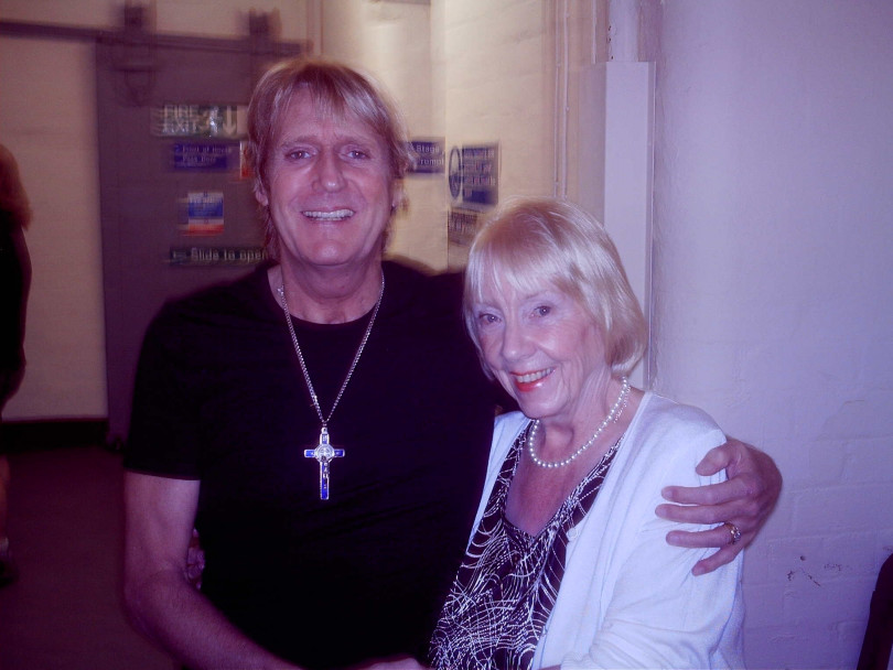 Joe Longthorne and Jane on Channel 5 singing together – fans demand a new pairing ... but will it happen?