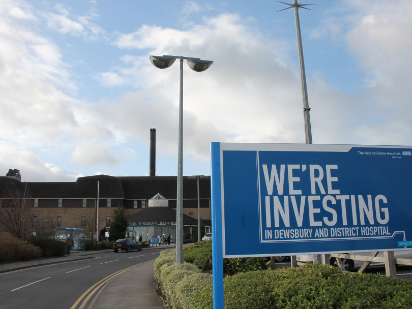 Ten-year wait for council's new hospital plan
