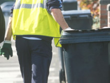 'No bin strikes yet' says Council as row rolls on
