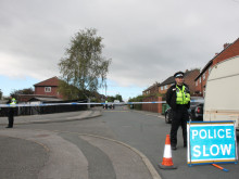 ARMED POLICE SWOOP AFTER SHOTS FIRED IN MIRFIELD