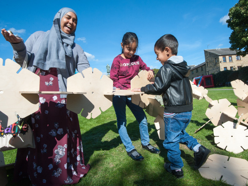 Batley Festival fun hits all the right notes