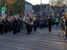 Towns turn out to honour sacrifices made in conflicts