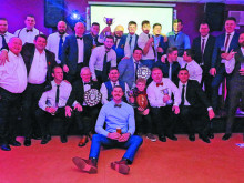 Ratcliffe earns top prizes at Trojans awards night