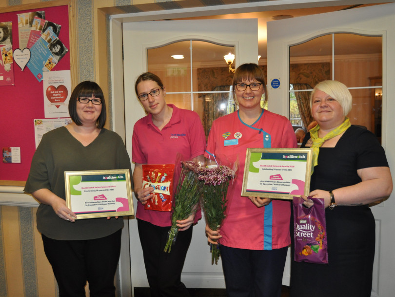 Accolade for care home and nursery