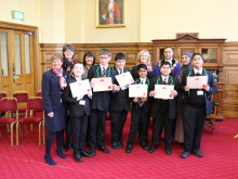 Ceremony for new UK citizens