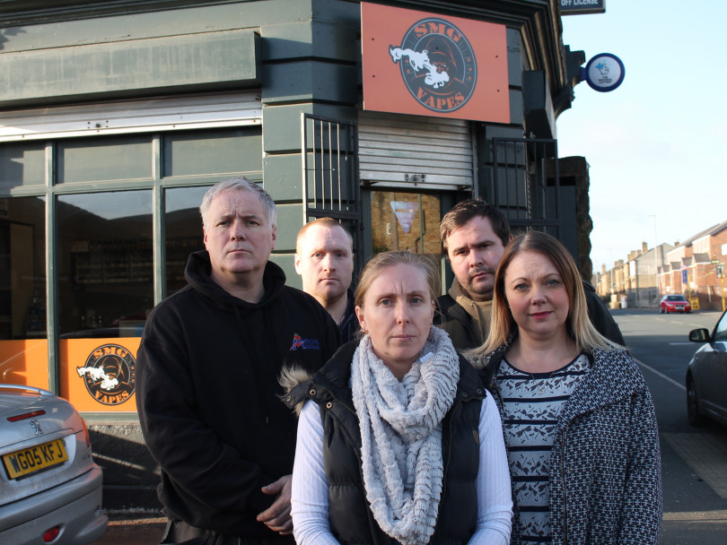 Traders have had enough after another Birstall break-in