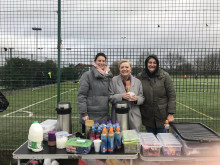 MP Tracy Brabin backs football kids' clubhouse campaign