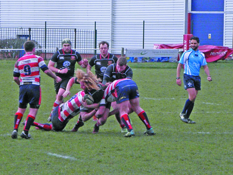 Cleck provide stern test for league leaders