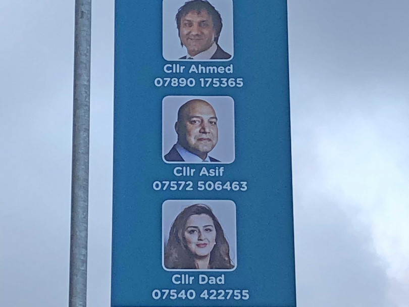 'Banner' councillors hit back at Tory critic