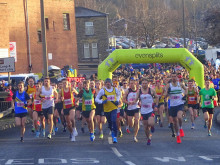 1,700 tackle Dewsbury 10k road race