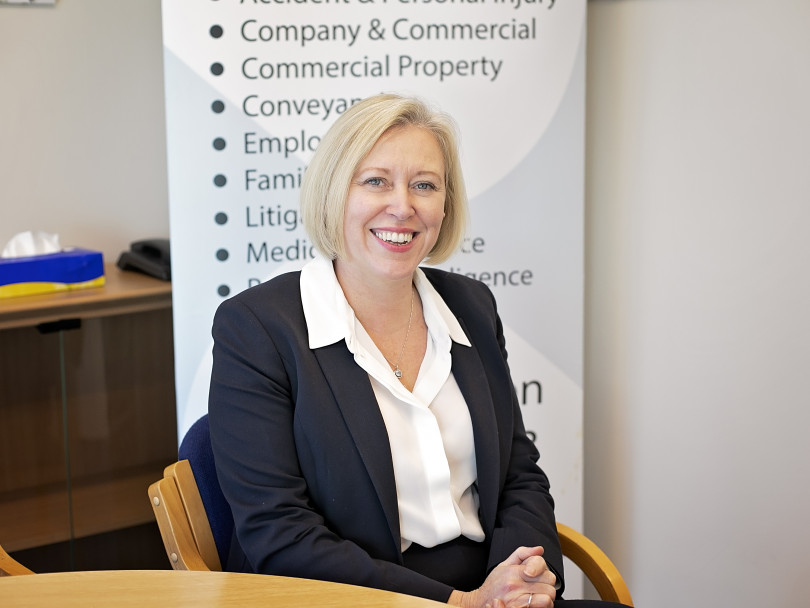 Growth leads to law firm's move to new offices