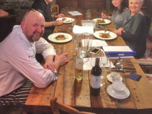 Michelin chefs cooking up charity night to remember