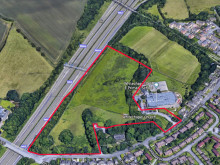Concerns over housing plan next to M62 in Cleckheaton