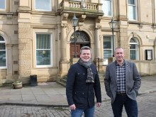 'Change is overdue' say town's Conservative duo