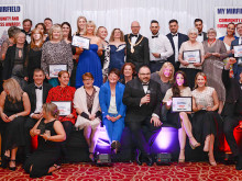 Town celebrates MyMirfield awards success