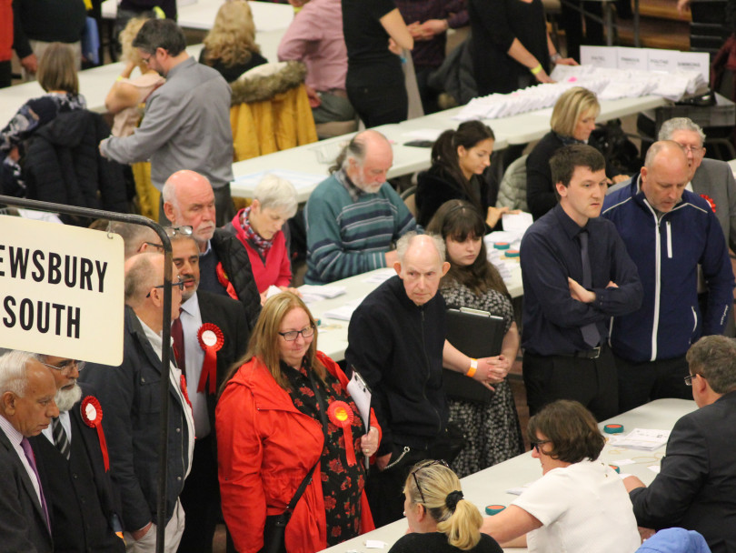 Labour cling to power but lose veteran councillor in shock result