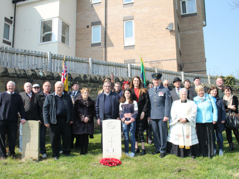 Soldier honoured 100 years after his death