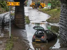 No more soggy Micras ... firm acts on floods blackspot road