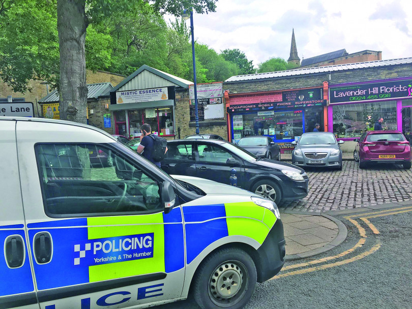 Traders standing up to crime in Batley and Dewsbury
