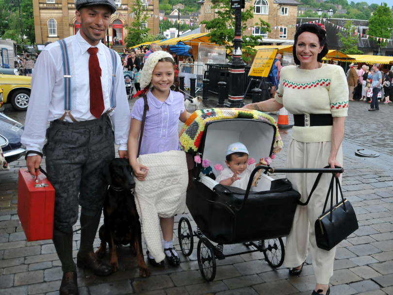 Batley Vintage Day is back with a bang