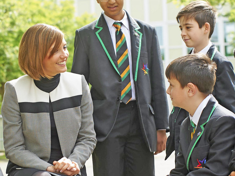 'Good in all areas' rating delight for headteacher