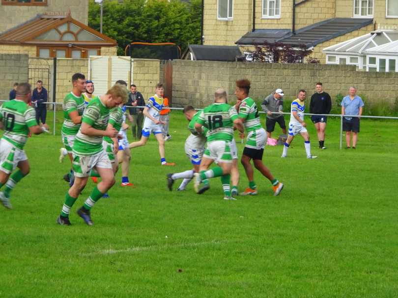 Batley boost promotion hopes with derby win