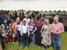 Community 'gets together' at hundreds of Jo Cox tribute events